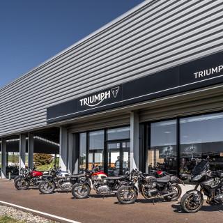 Bonnie & Ride - Triumph Toulouse